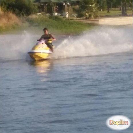 Excelente Moto de agua Bombardier. en Cachapoal.