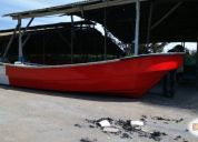 fabricación de lancha de madera en Chiloé, Contactarse.