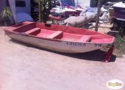 Excelente bote para pesca. en cachapoal.