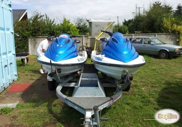 Vendo carro doble de moto de agua galvanizado curacaut n for Vendo estanque para agua