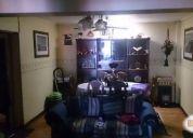 Excelente local comercial y casa 4 dormitorios.. en santiago.