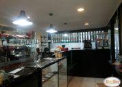Excelente café restaurante. en santiago.
