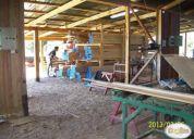 Se vende barraca de maderas