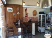 Excelente cafetería santiago centro. en santiago.