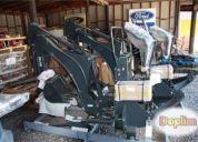 Aguilón / equipo retroexcavador para tractores. contactarse!