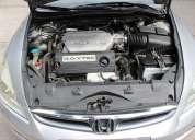 Honda accord 2007 ex 3.0 año 2007 japones