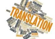 El idioma no es una barrera. servicios de traducción e interpretación de alta calidad.