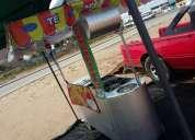Carro frituras ambulante