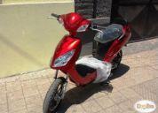 Excelente bicicleta eléctrica scooter 2015 moto.