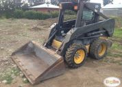 Arriendo de minicargador new holland