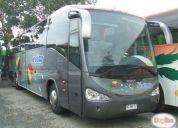 arriendo de excelente buses y turismo