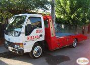 Oportunidad! servicios de traslados y emergencias. en santiago.
