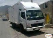 arriendo exelente camion