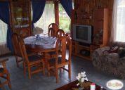 Arriendo hermosa casa de veraneo. en cautín.