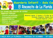 Guardería infantil - sala cuna - after school -  la florida