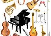 Clases particulares  de violÍn teclado guitarra la serena