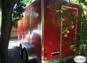 Vendo excelente food trailer nuevo.