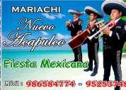 Mariachi nuevo acapulco - serenatas a domicilio en santiago