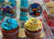 Cupcakes a pedido todos rellenos