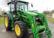 Tractor agrícola john deere 5080m