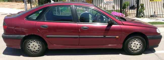 Vendo Renault Laguna 2.0 Año 1997