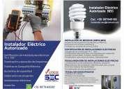 Instalador electrico autorizado en calama