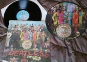 The beatles - disco vinilo (picture disc)