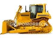 Tractores, excavadoras, palas cargadoras