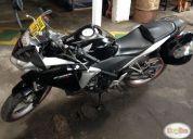 Vendo honda cbr 250cc 2013 liberada.