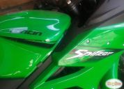 Vendo moto loncin aÑo 2016.