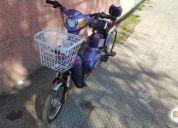 Excelente bicicleta electrica familiar nuevas.