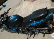 Vendo moto/motorrad racer 250.