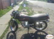 Vendo moto yamaha crux 110 cc