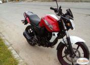 Yamaha fz16-s, modelo sport, como nueva
