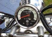 Vendo moto yamaha.
