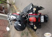 Vendo excelente  moto renegate 200 año 2012.