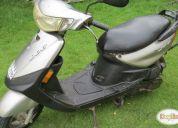 Bicimoto Eléctrica Scooter 2 asientos
