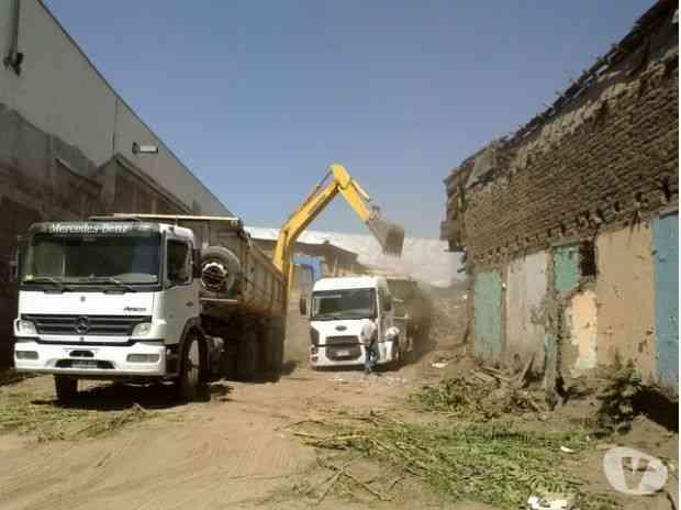 demoliciones en santiago desratizaciones +56973677079 retiro escombros ñuñoa macul