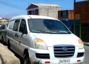 Vendo por apuro hyundai h1 aÑo 2006 a 3.500.000