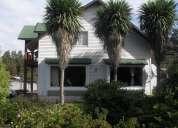 Amplia y hermosa casa en balneario de lican-ray