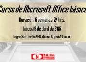 Curso de microsoft office nivel básico