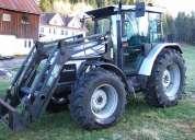 Tractor lamborghini 6374