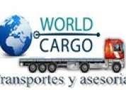 Transportes y asesorias world cargo spa