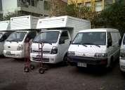 Arriendo de camiones y furgones para manejar con claseb