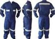 Lavado de overoles y ropa de trabajo
