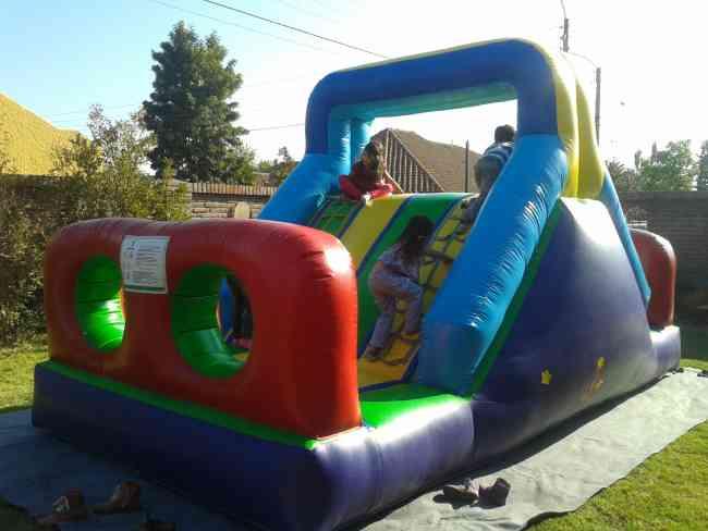 camas elasticas y juegos inflables rancagua
