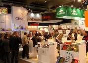 Marketing servicio apoyo técnico ferias stands promotoras lanzamientos inmobiliarios y de productos