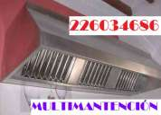 Limpieza  de campanas  y cocinas 226034686