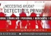 Servicios de investigadores privados en chile