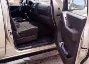 Vendo excelente camioneta nissan navara 2012 4 x 2